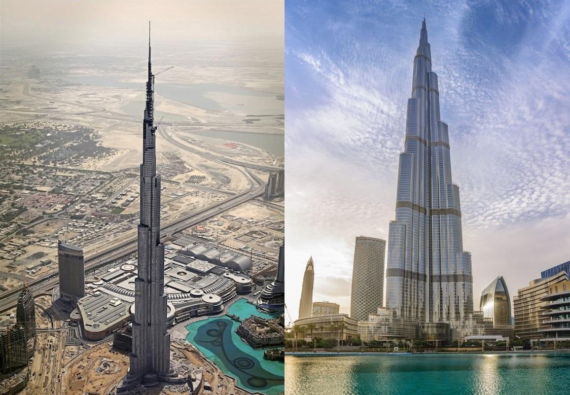 The 10-Year Challenge – Dubai's Unofficial Response.