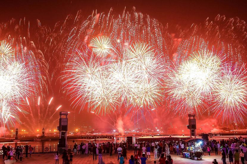Dubai New Year 2019 Celebrations