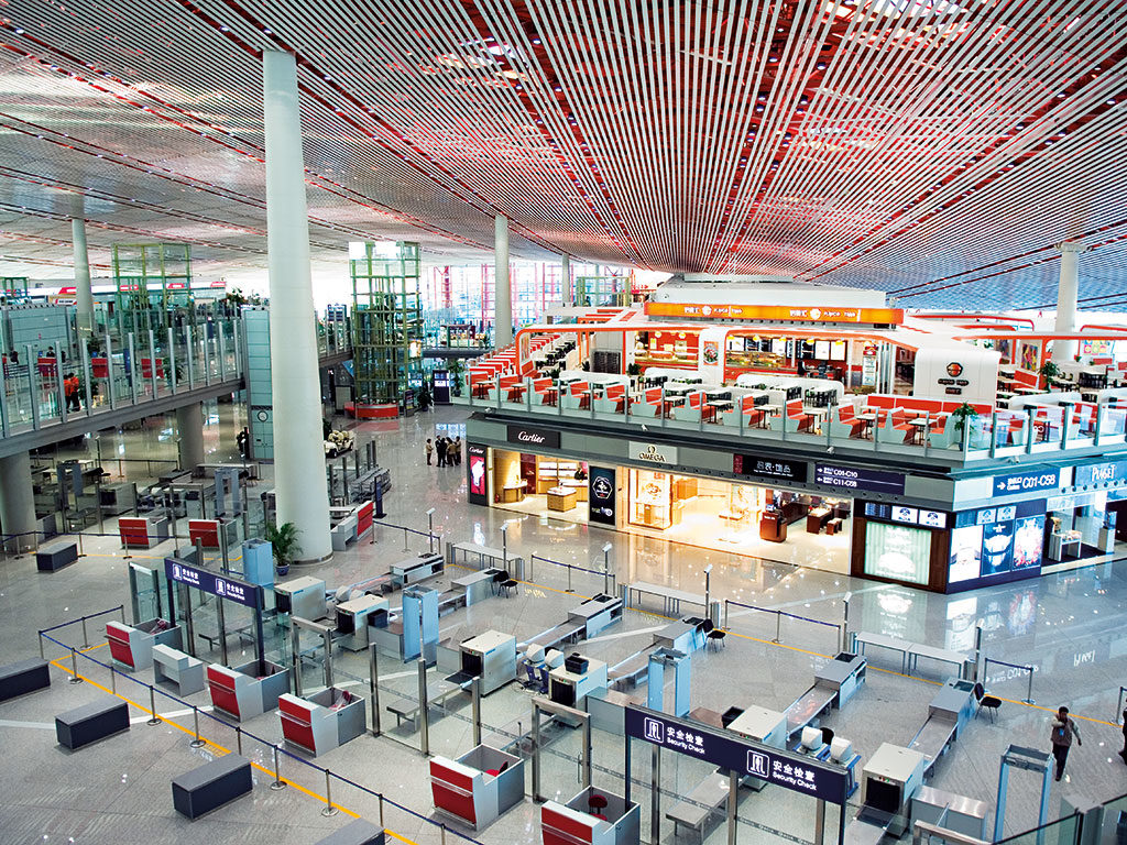 Top 5 International Airports