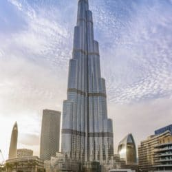 Burj Khalifa - Tallest of the Supertall