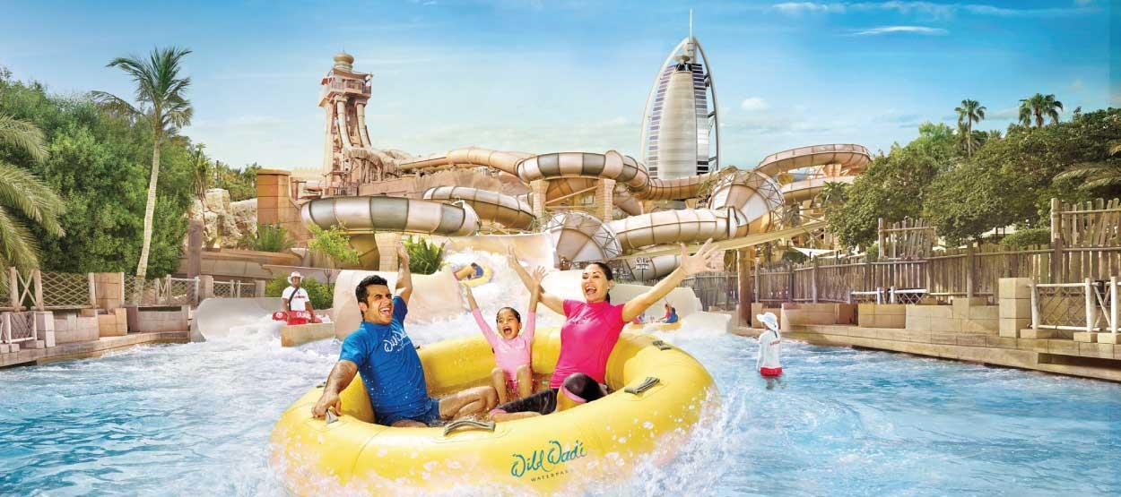 Wild Wadi Water Park – Family Fun Adventure