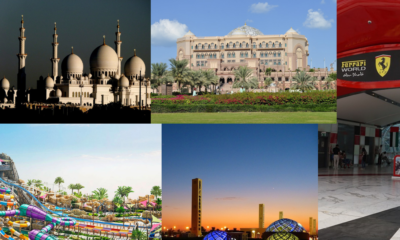 Top 5 Tourist Attractions In Abu Dhabi