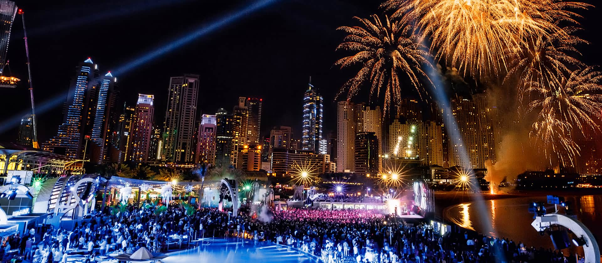 Dubai's New Year 2020 Events