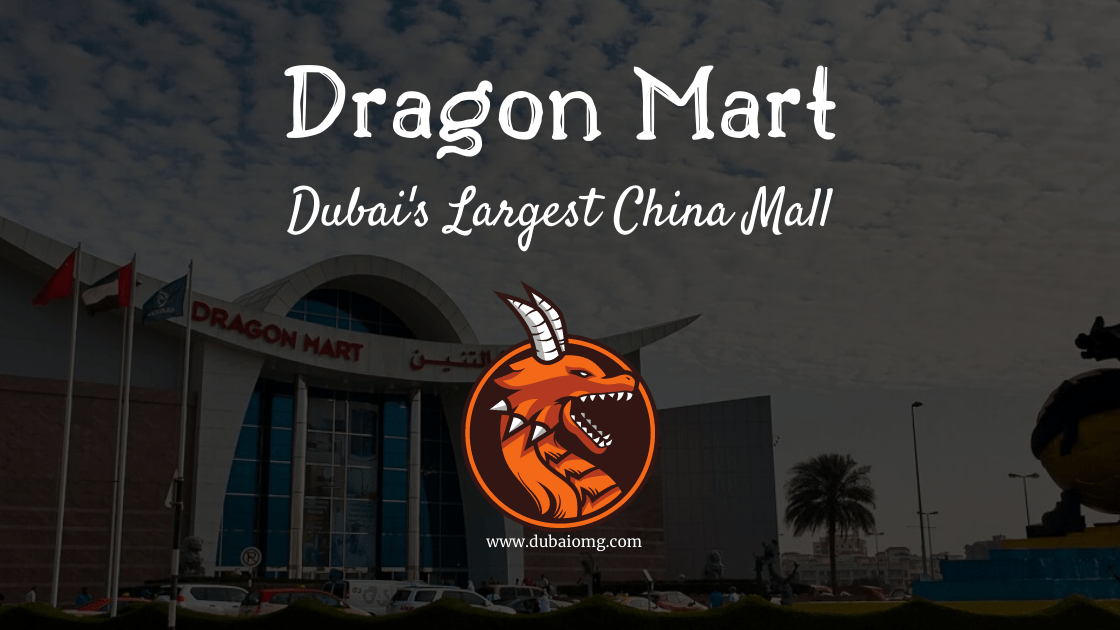 Dragon Mart - Dubai's Largest China Mall
