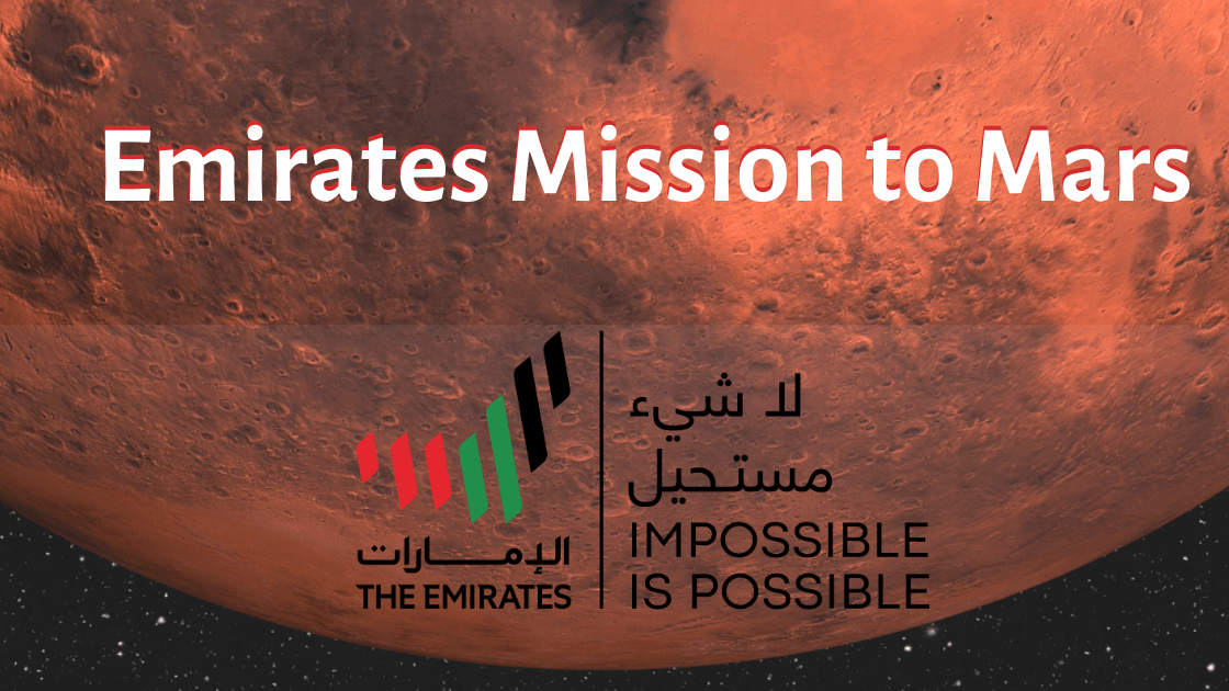 Emirates Mission to Mars