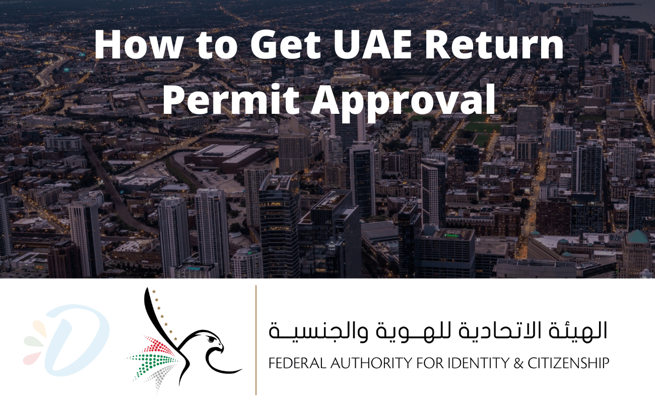 How to Get UAE Return Permit Approval