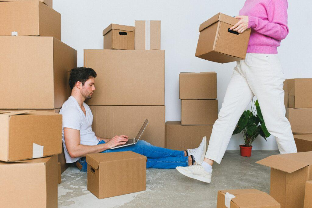 Hire an International Relocation Company